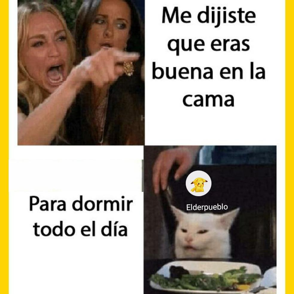Dormilones - meme
