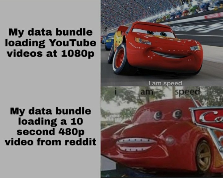 Am speed - meme