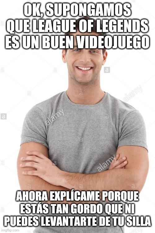 Gordos - meme