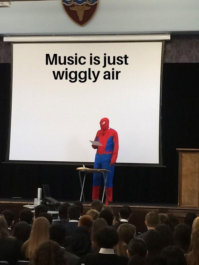wiggly air - meme