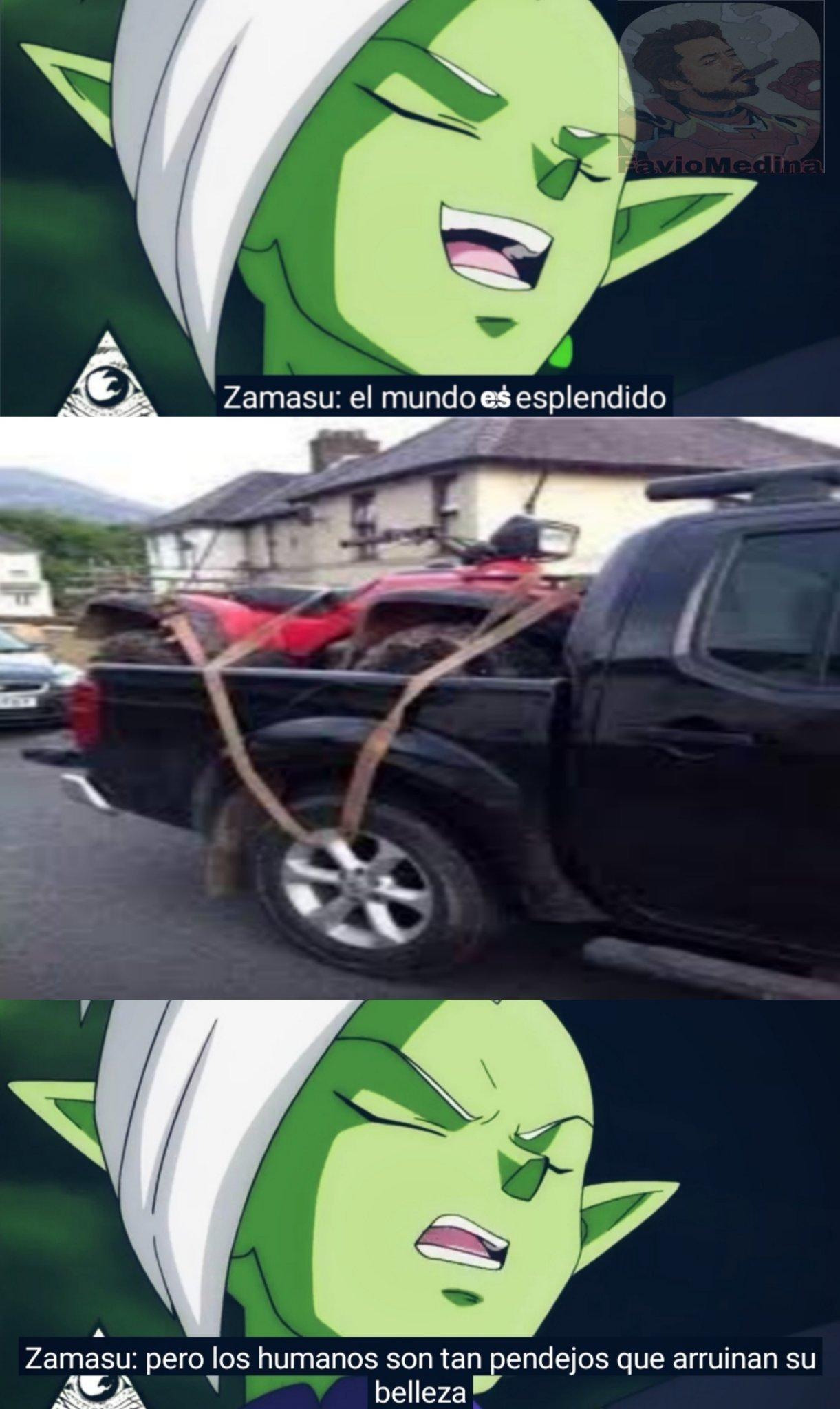 Luzu sad - meme