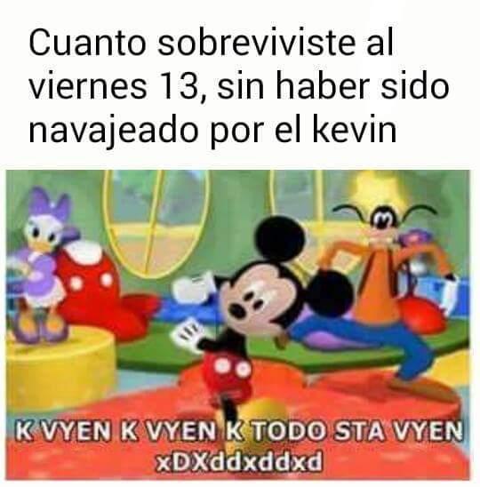 el kevin :v - meme