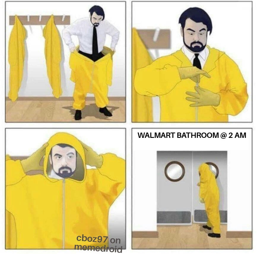 Walmart, nuff said - meme