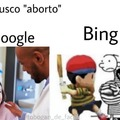 La concha de tu madre Bing