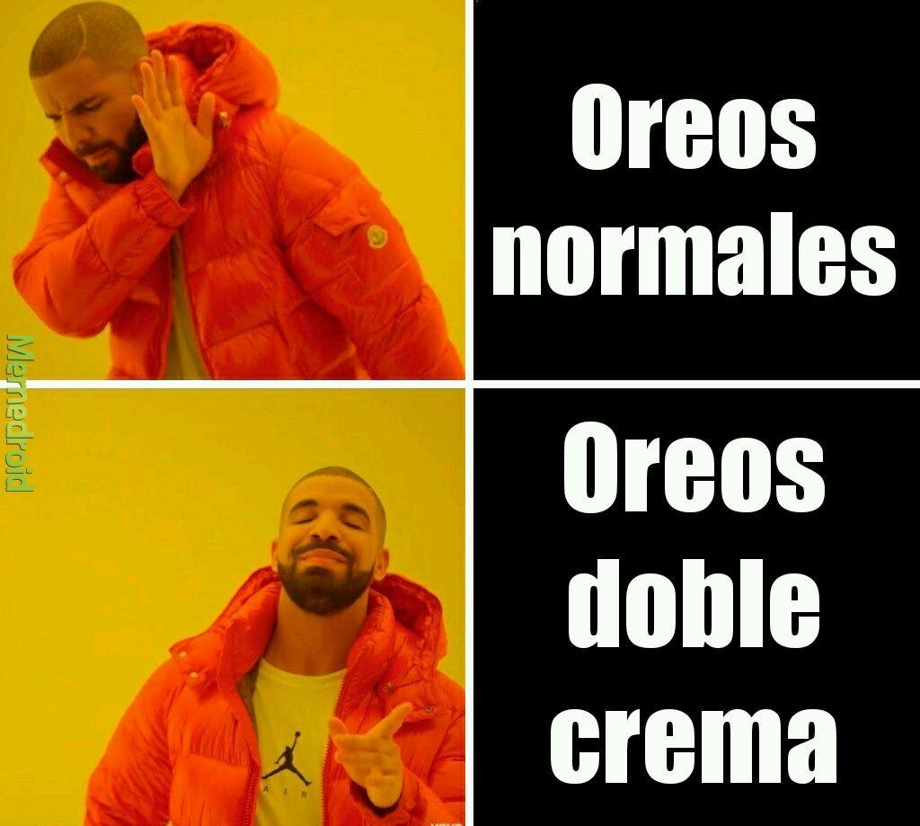 Oreos - meme