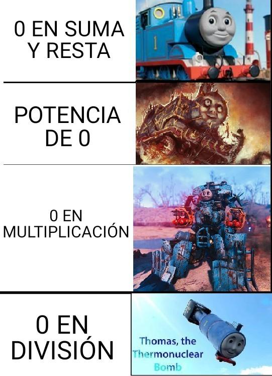Thomas - meme
