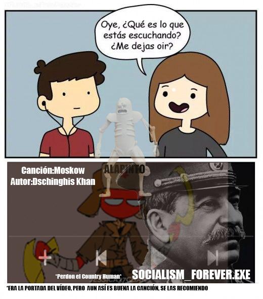 SOCIALISM_FOREVER - meme