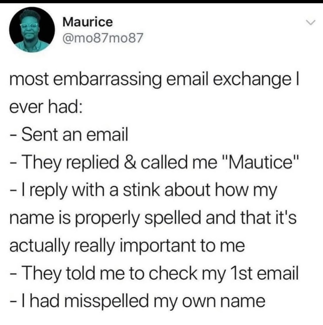 Do you have any email stories? - meme