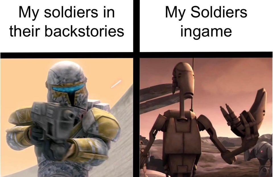 Xcom 2 soldiers - meme