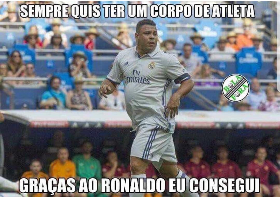 Vlw Ronaldo - meme