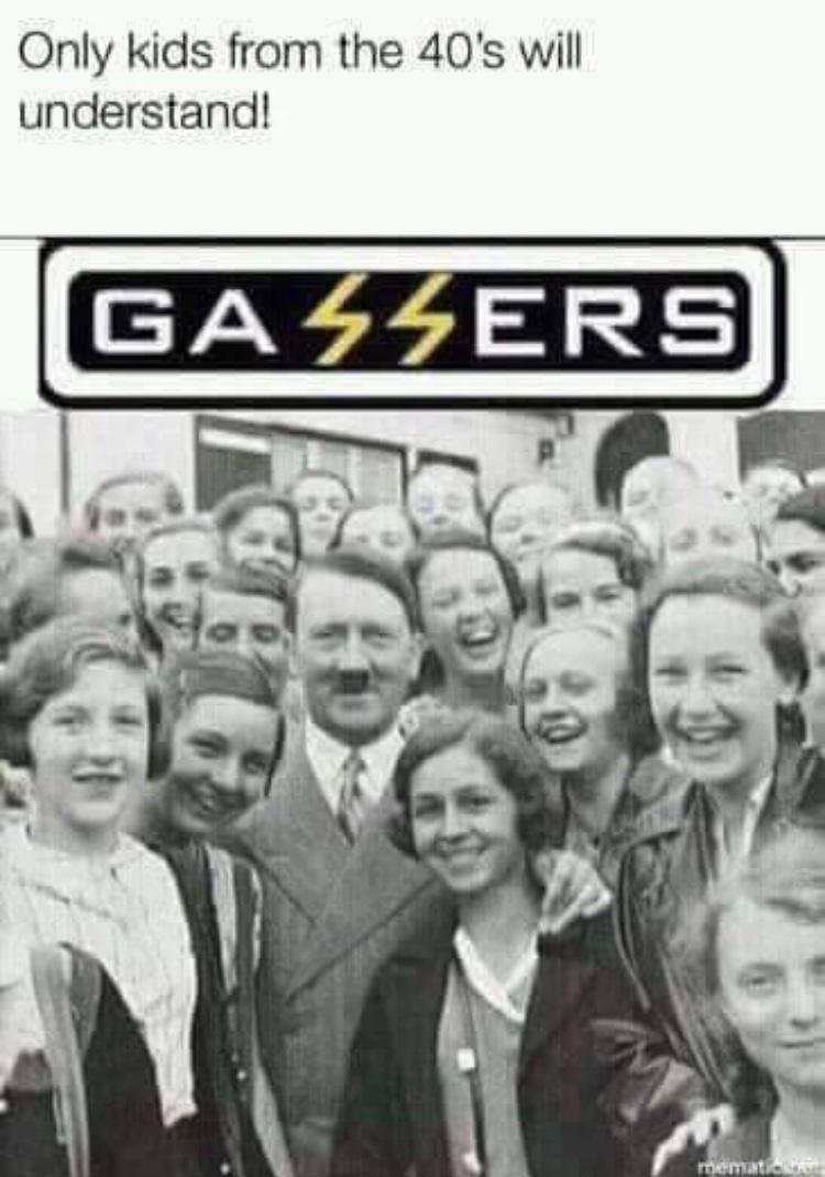 gazzers - meme