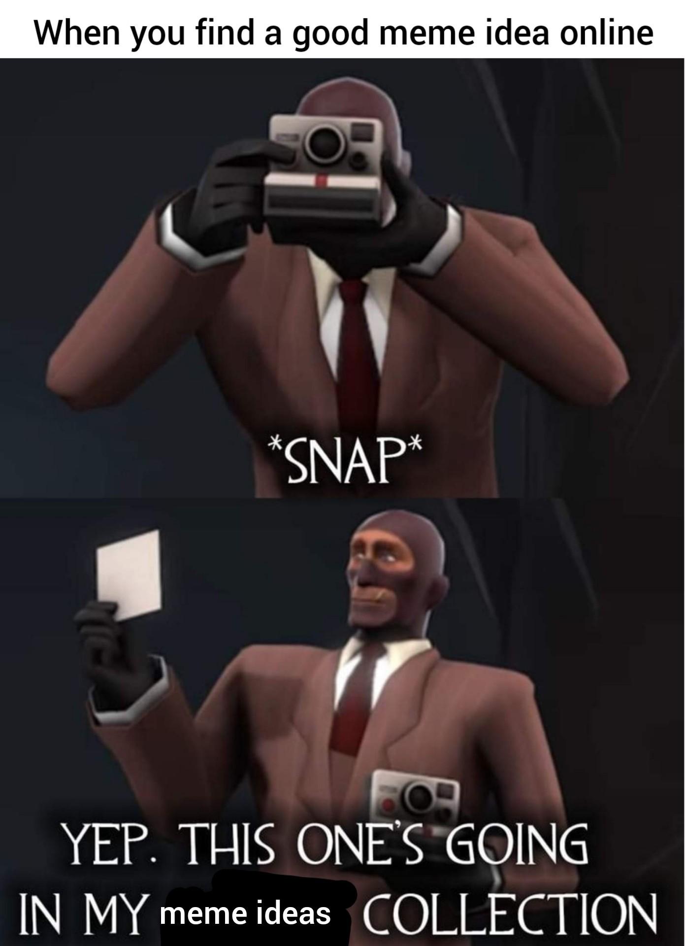 Basically how a meme is made