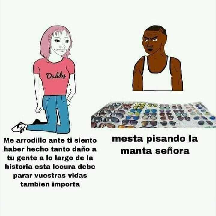black lives mater - meme