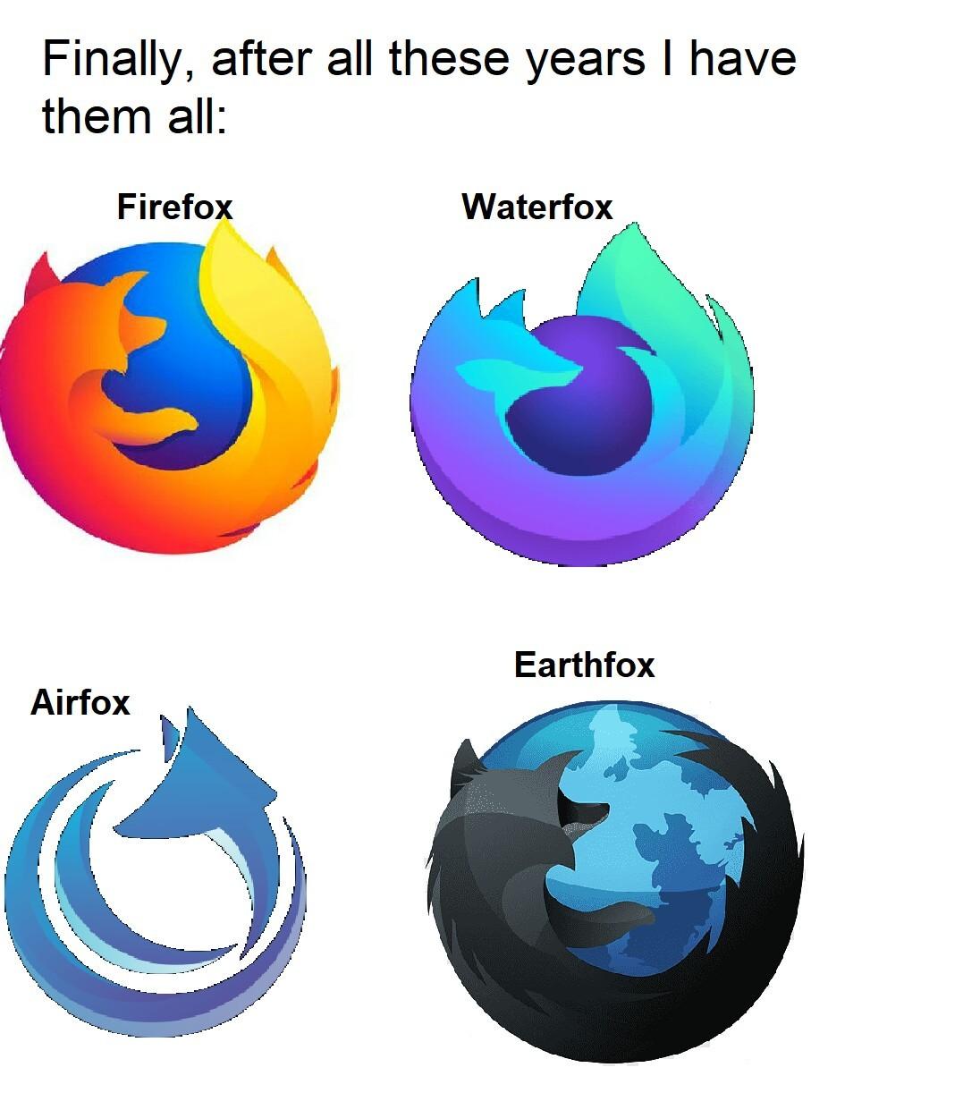 Firefox - meme