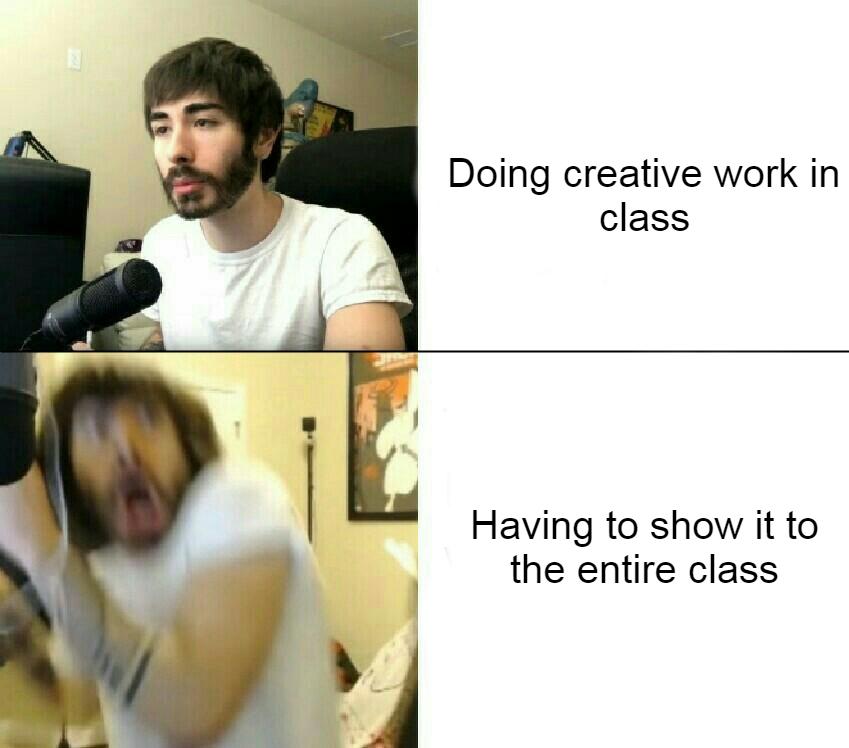 F e a r - meme