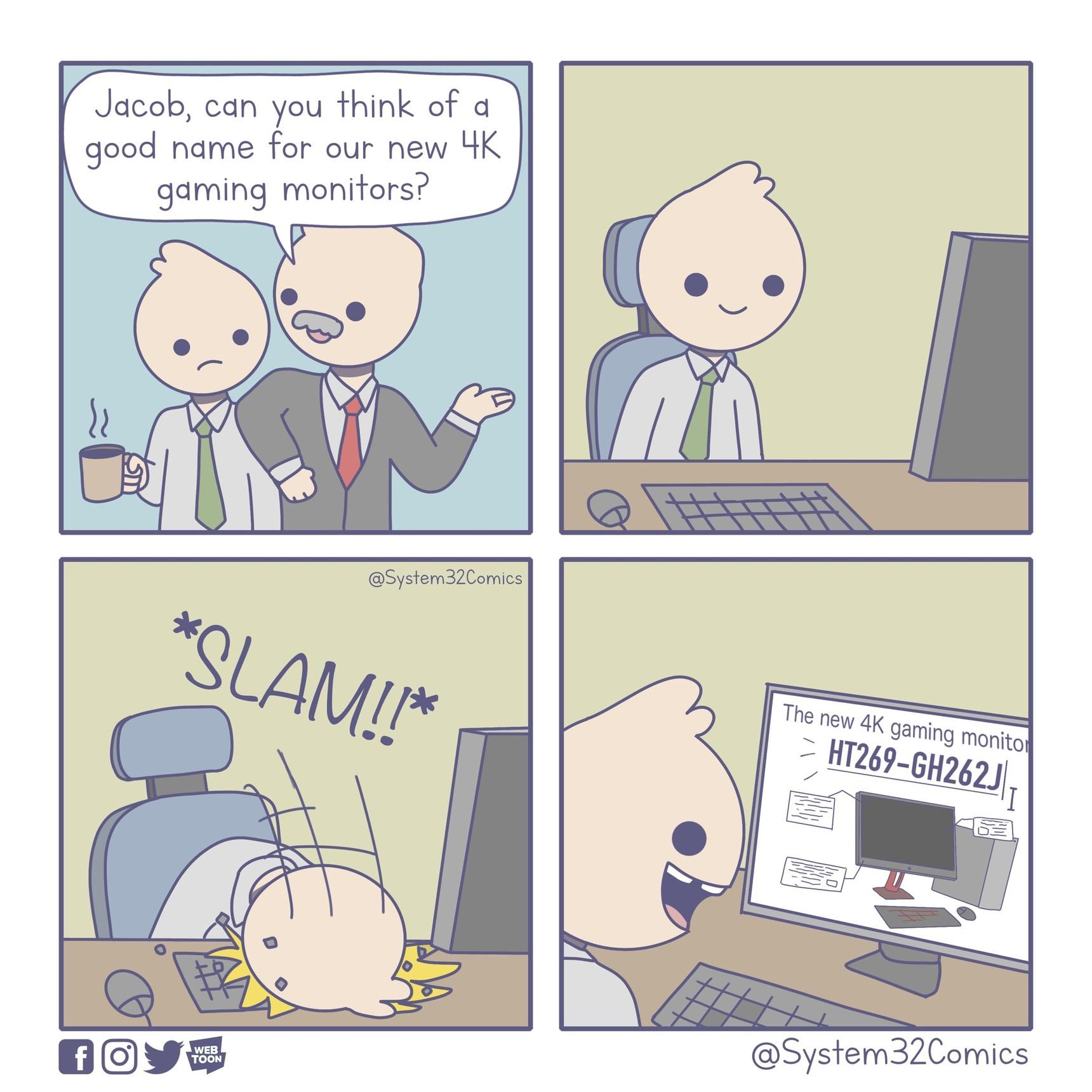 computer Monitor - meme