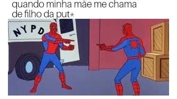 mas eu sou seu filho - meme