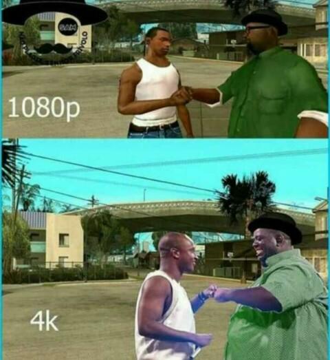 GTA SA Remake - meme
