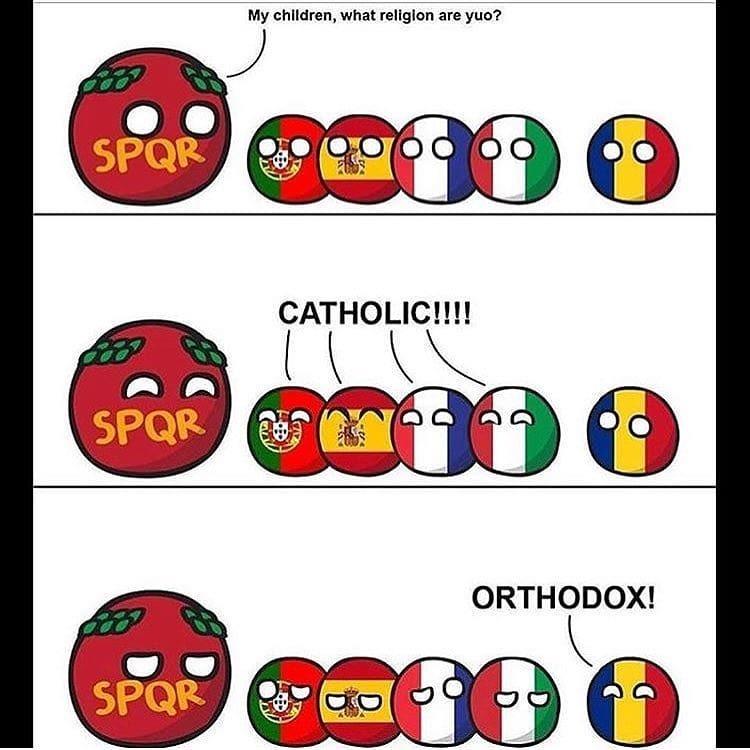 Porra Romenia : ( - meme