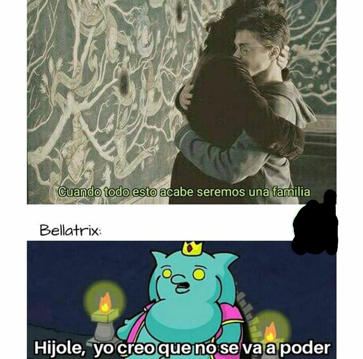 Harry potter - meme