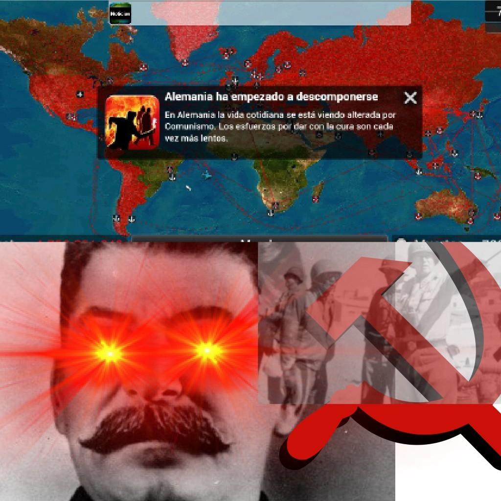 ALV CON EL COMUNISMO - meme