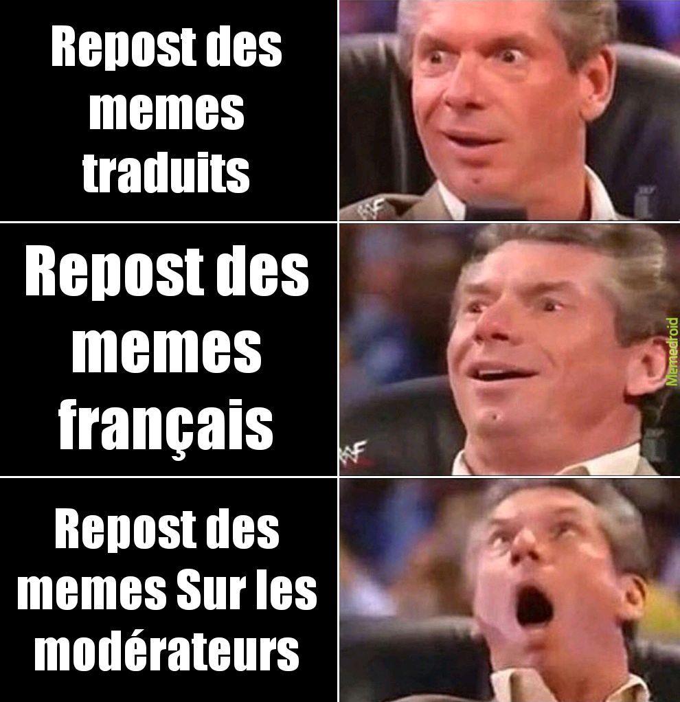 Repost des titres - meme