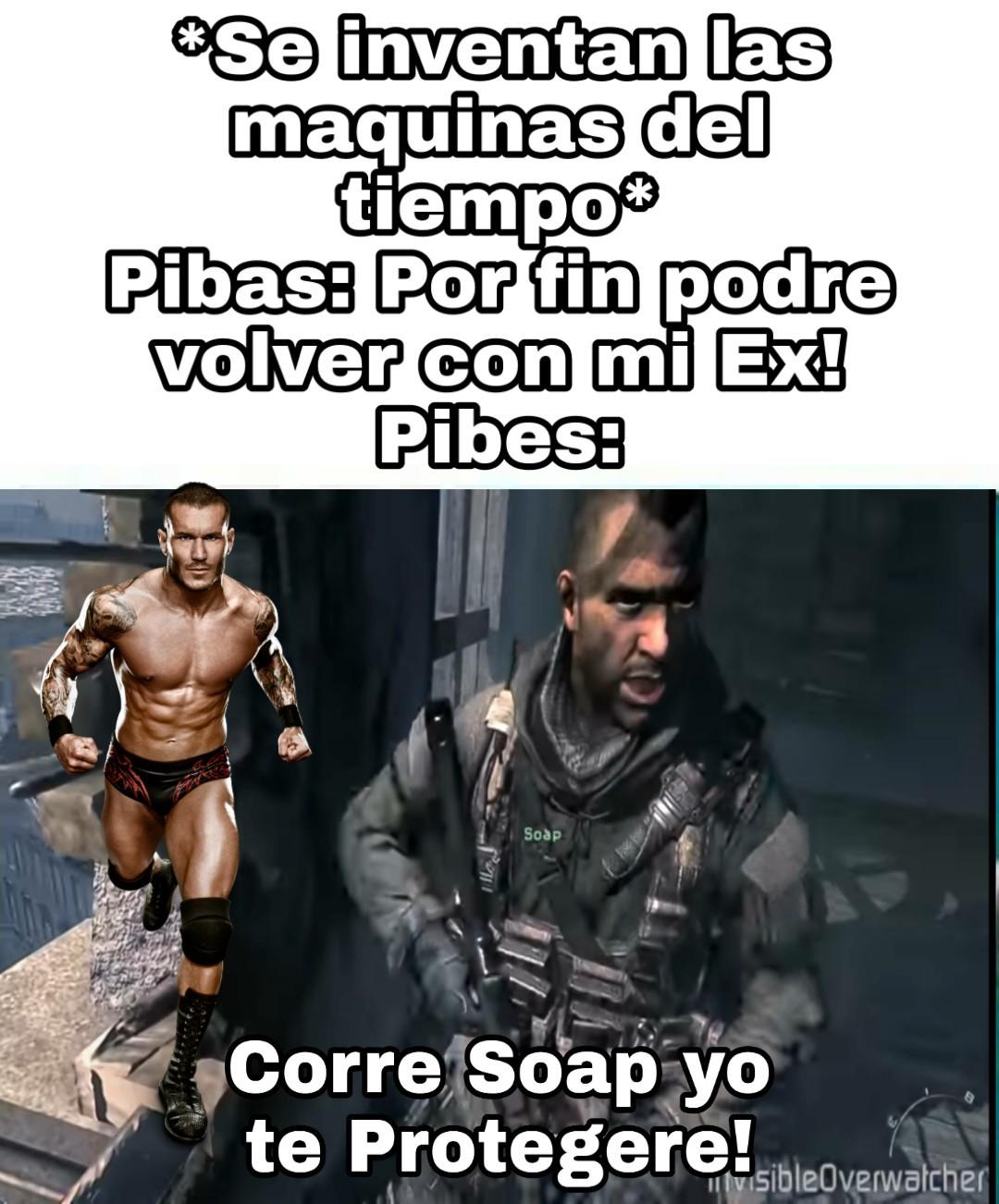 Nunca te olvidaremos Soap (•-•)7 - meme