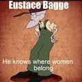 Eustace bagge 2020