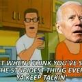 Biden has dimensia