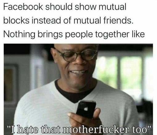 Nothing Unites like a Common Enemy - meme