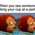 Who else misses parties?