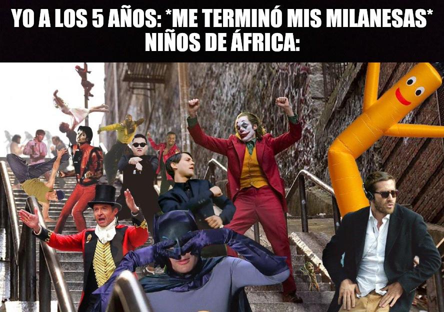 Milanesas - meme