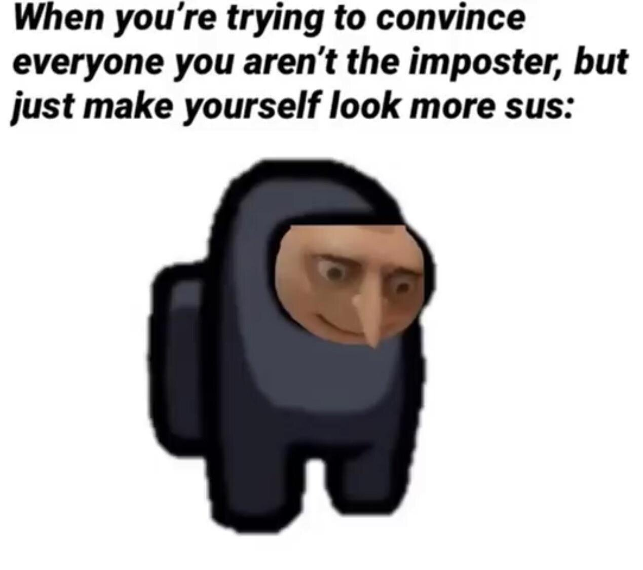 sussy wussy - meme