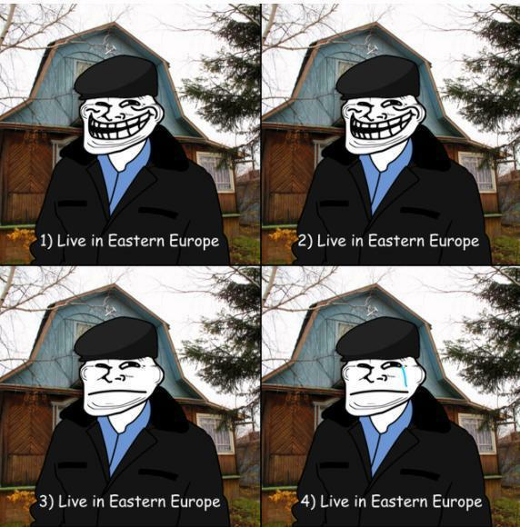 If you mention a country from the Balkan Regions you are a comedy genius great job - meme