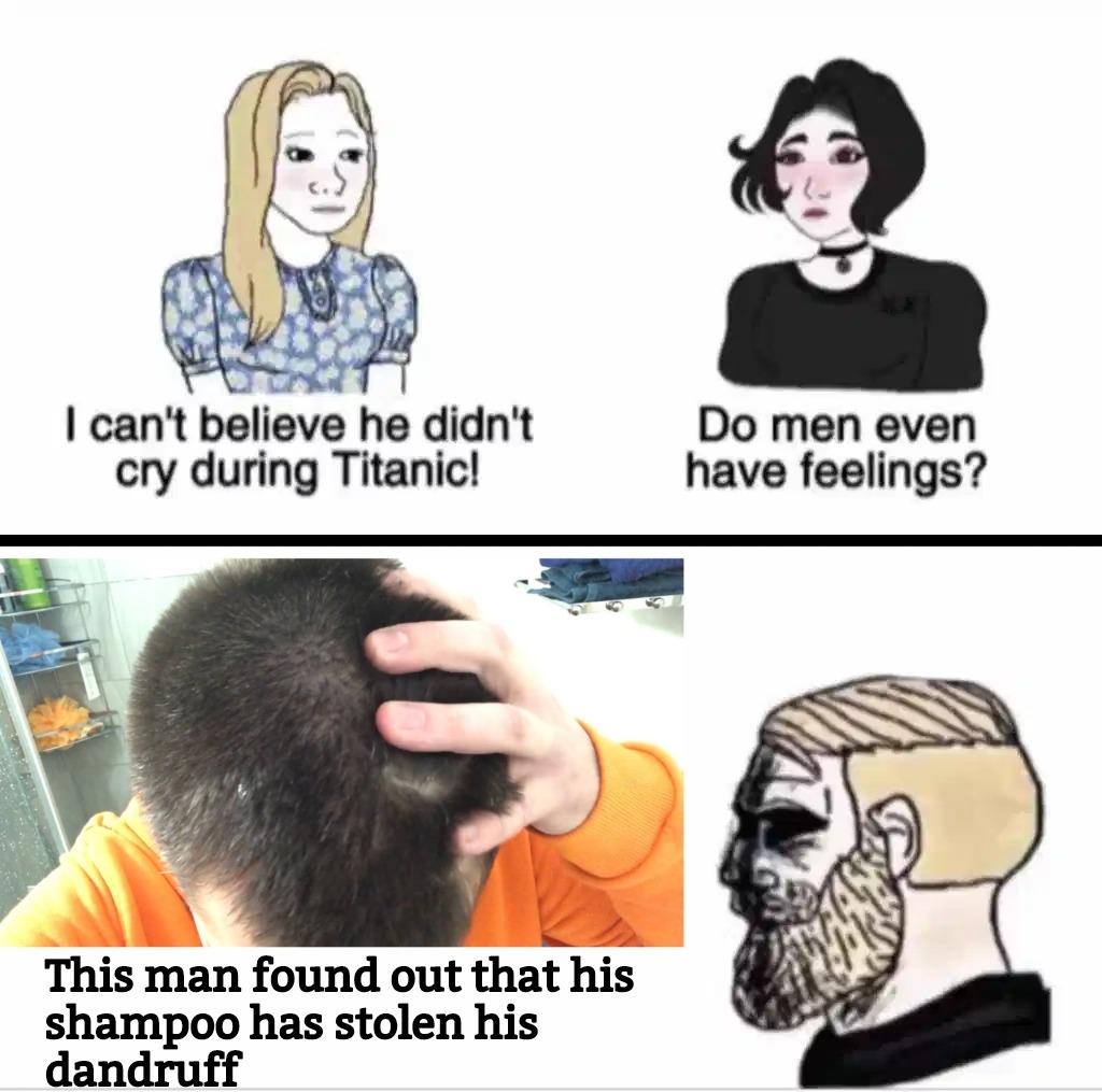 The moment where everyone cried - meme