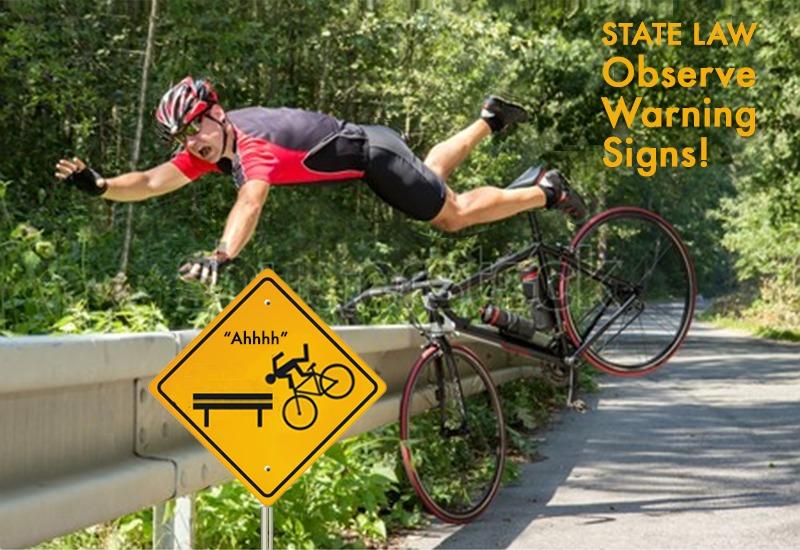 Observe Warning Signs - meme