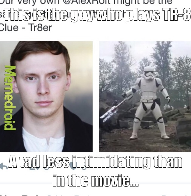 TR-8R! - meme
