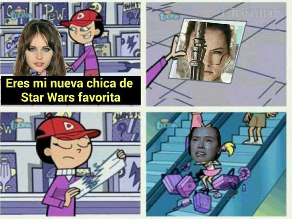 Pobre Rey :'v - meme