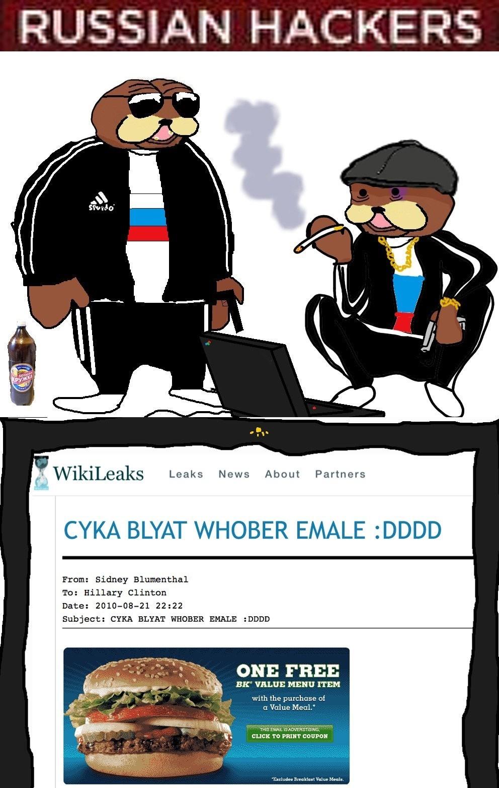 """""""Russian Hackers"""""""