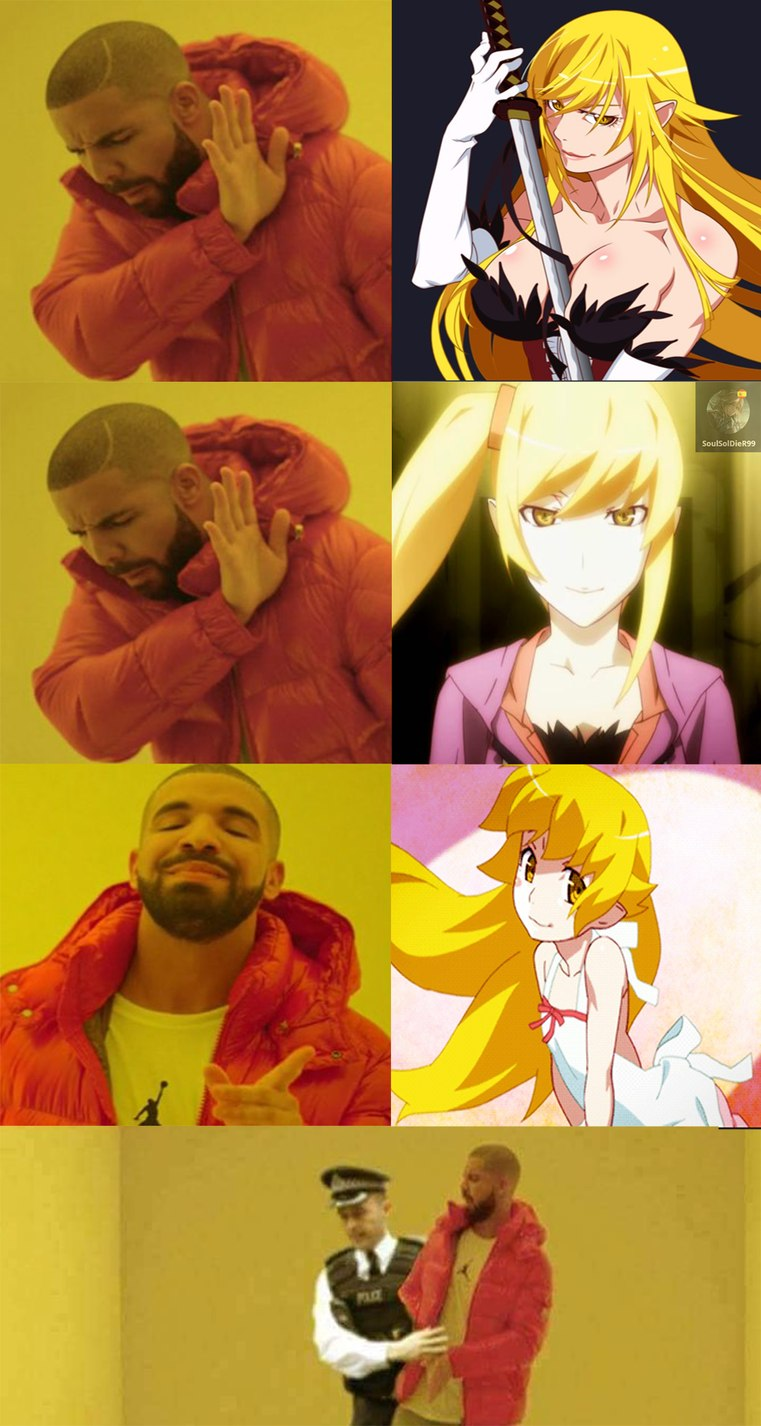 Hay Shinobu para todos! - meme