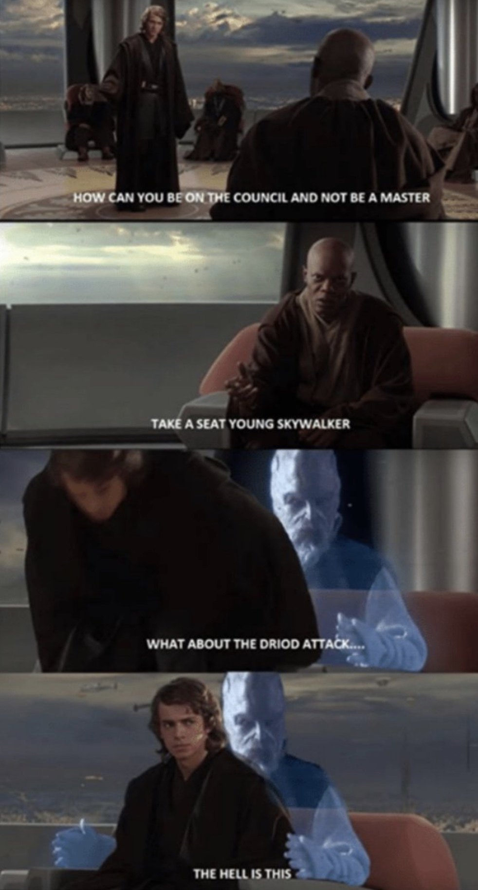 Take a seat young memedroider