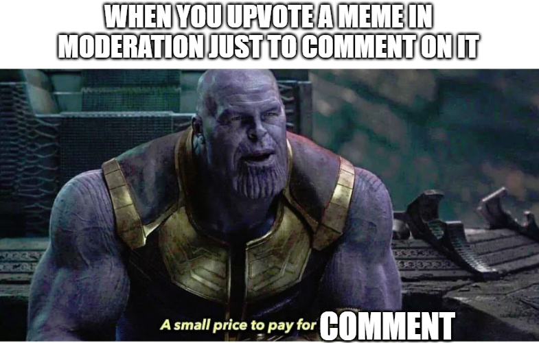 The Best Thanos Memes Memedroid