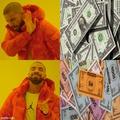 El dinero xd