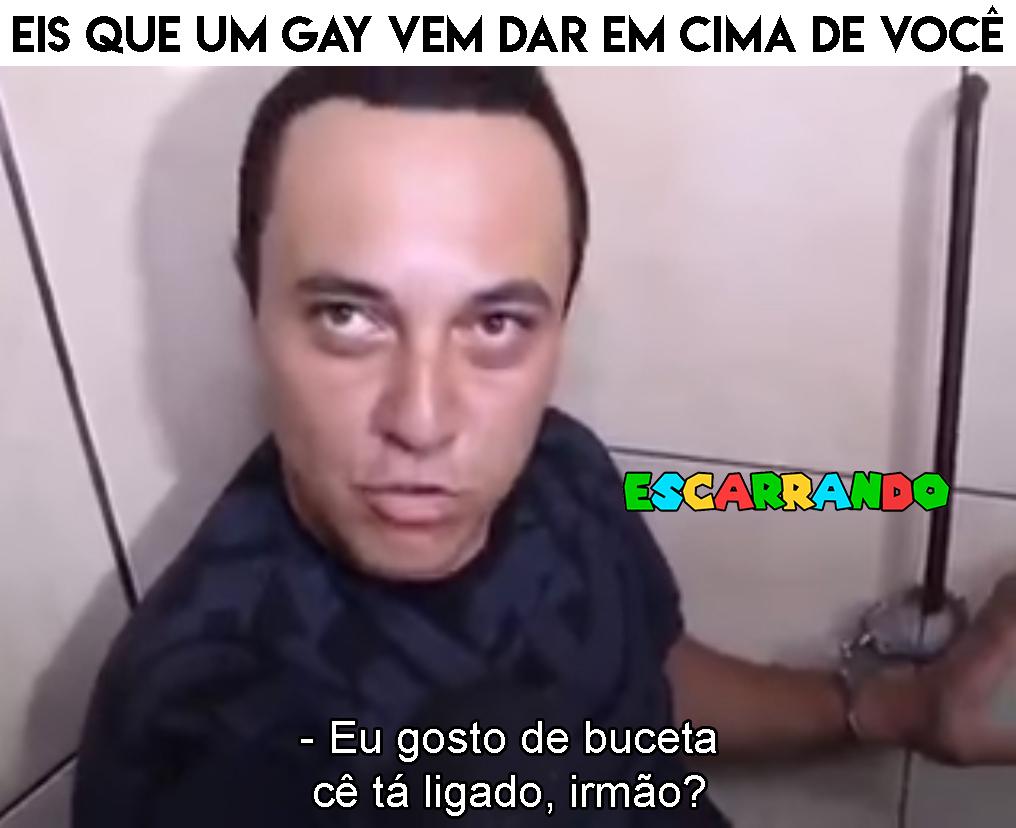 C É LOKO CACHOEIRA - meme