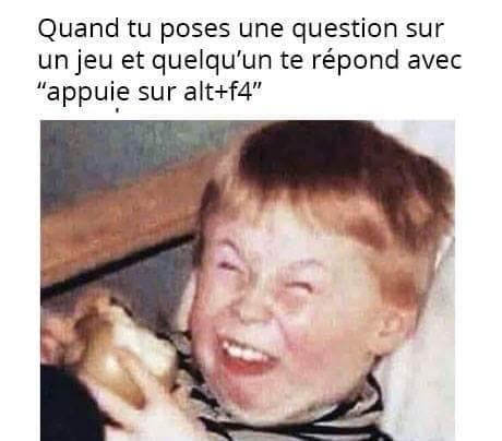 Essayez ;) - meme