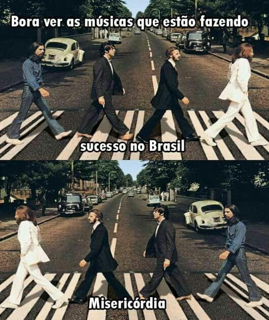 Beatles - meme