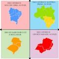 Brasil e a importância das regiões