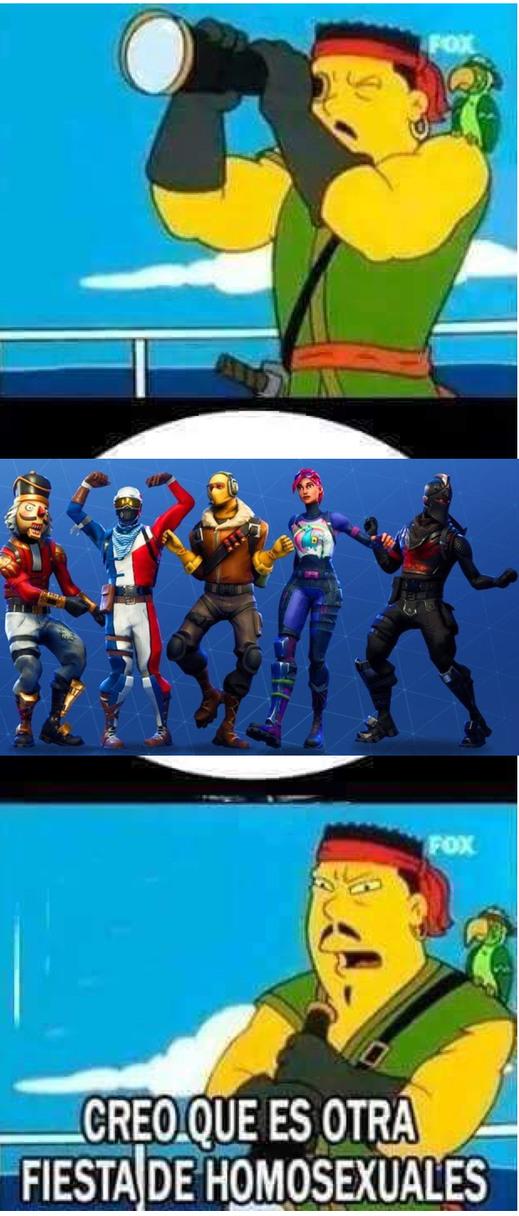 Fortgay - meme