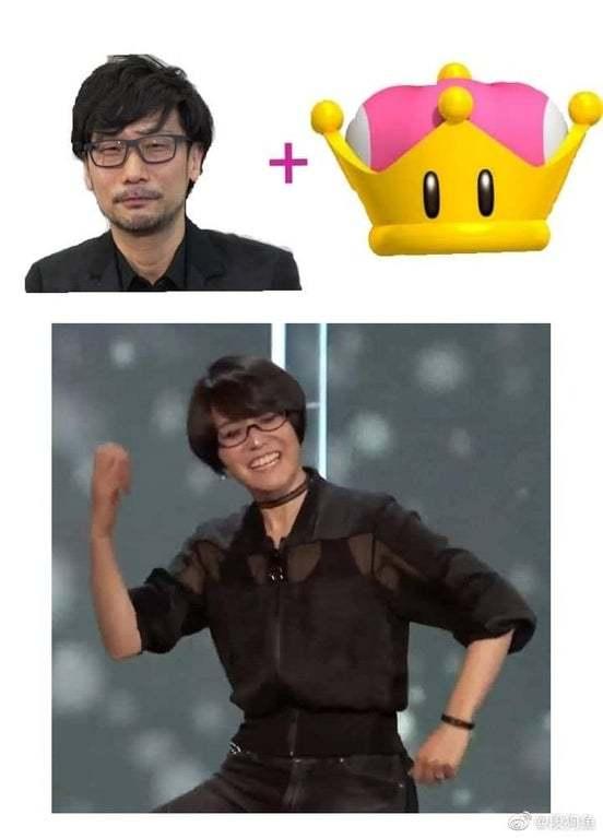 Ikumi Nakamura e Keanu foram as melhores coisas dessa E3 - meme