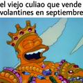 Felices fiestas patria viva Chile